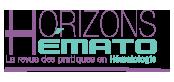 Horizons Hémato Logo