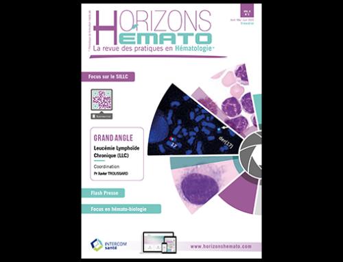 Horizons Hémato – Vol. 10 n°2 – Juin 2020